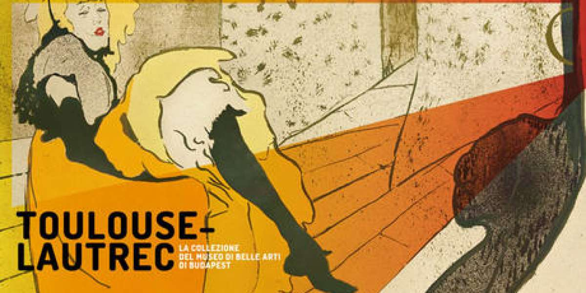 "Mostra Toulouse-Lautrec a Roma ""Le opere di Toulouse-Lautrec all'Ara Pacis"" -  04/12/2015 - 08/05/2016"
